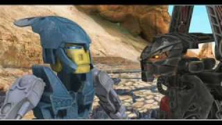 New Bionicle: The Legends Reborn trailer