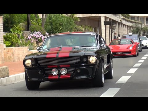 625hp ford mustang shelby gt500 eleanor loud sounds. Black Bedroom Furniture Sets. Home Design Ideas