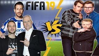 KAN VI SLÅ FAMILJEN HYSEN I FIFA19?