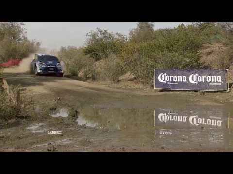 Seashore Qatar Rally Team - Mexico Rally 2013 WRC