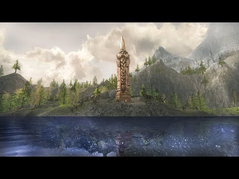 LAKE MIRRORMERE - Lore In LOTRO
