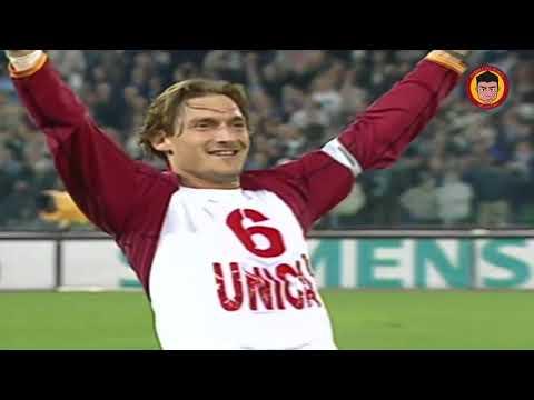 Francesco Totti - AS Roma - Francesco Il Capitano