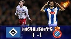 Hamburger SV vs Espanyol Friendly ALL GOALS