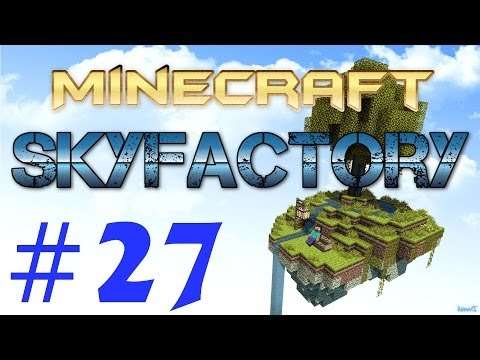 minecraft-skyfactory-#027---alloy-smelter-★let's-play★