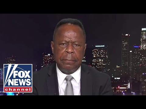 Leo Terrell sounds off on Stacey Abrams' latest voter ID comments