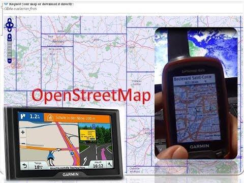 FREE UPDATE MAPS FOR GARMIN GPS 2018 ✅