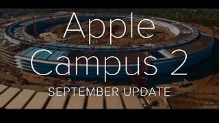 Apple Campus 2  September Update