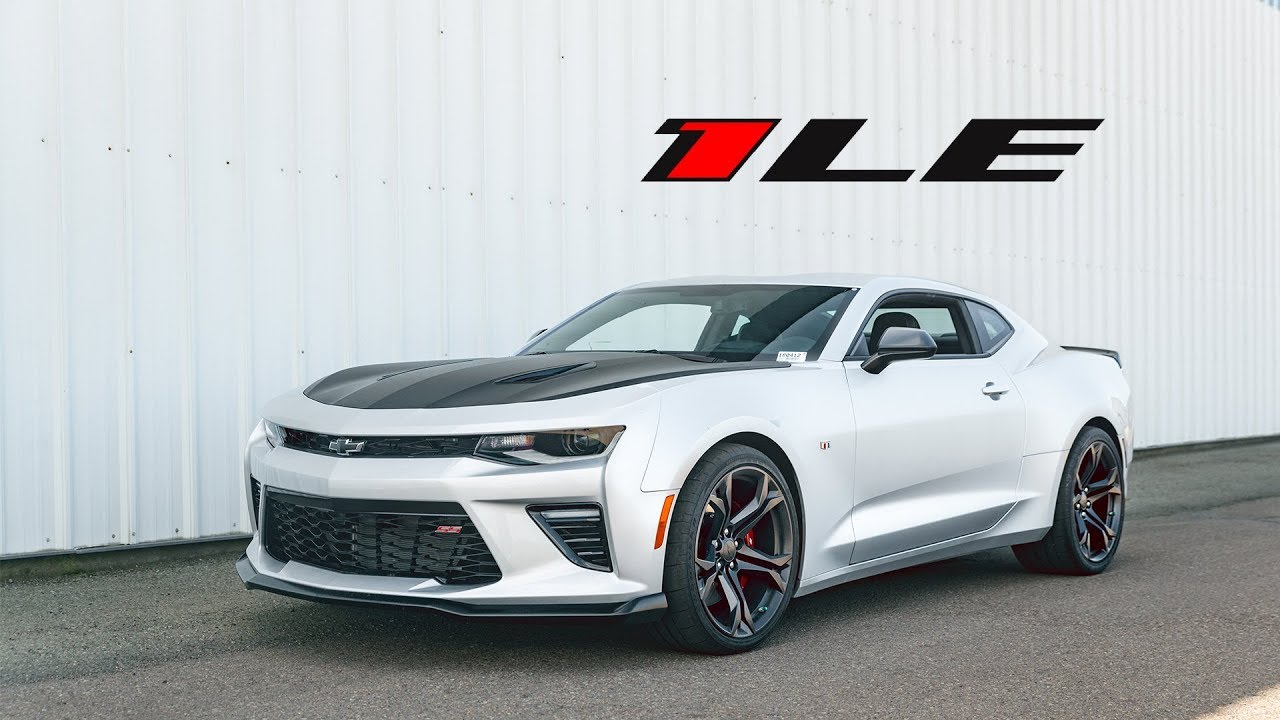 2018 Camaro 1SS 1LE Review - Intoxicating - YouTube