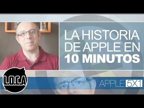 La historia de Apple en 10 minutos