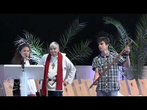 Daniel Ange - La prière (Part1)