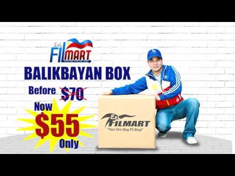 Filmart Balikbayan Box Promo