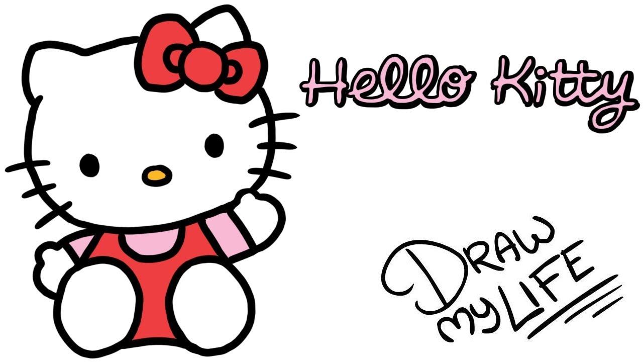 HELLO KITTY   Draw My Life