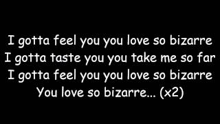 David Deejay ft. Dony - So Bizarre (Lyrics) HD