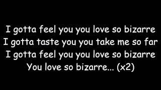 David Deejay ft. Dony - So Bizarre (Lyrics) HD
