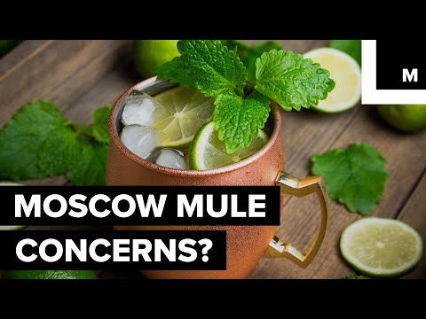 Moscow Mule concerns