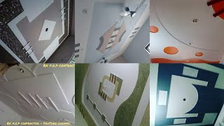 Latest P O P Design For Bedroom Plus Minus Pop Design Pop Design Rk P O P Contractor Youtube