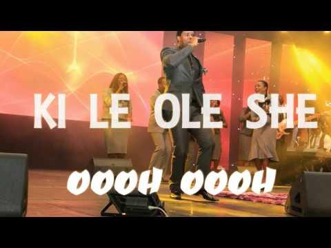 Best African Praise...The Lyrics Video of ATOBIJU OBA  by Joey Dickson Tobore #suppernaturalbaba
