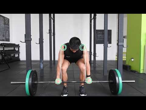 How to Deadlift | Personal Trainer in Dubai (2017)