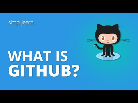 What Is GitHub?   What Is GitHub And How To Use It?   GitHub Tutorial For Beginners   Simplilearn