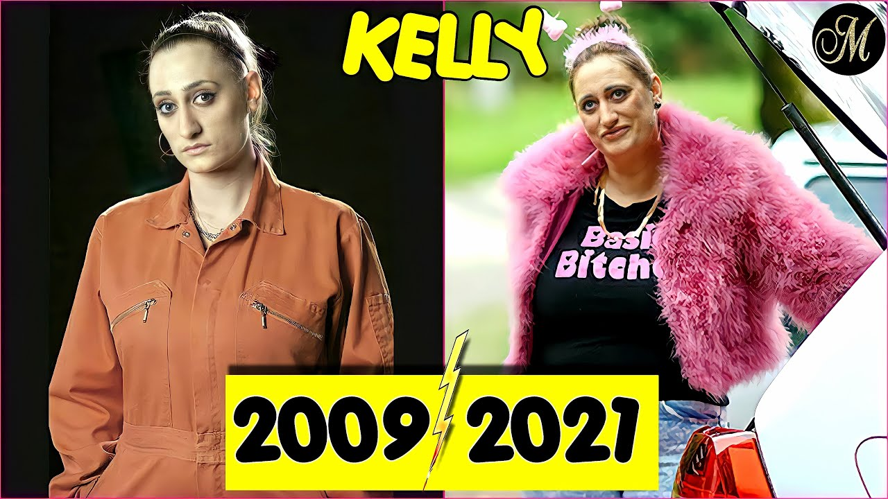 Download Misfits 2009 Cast Then and Now 2021