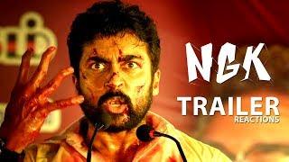 NGK Trailer Reactions