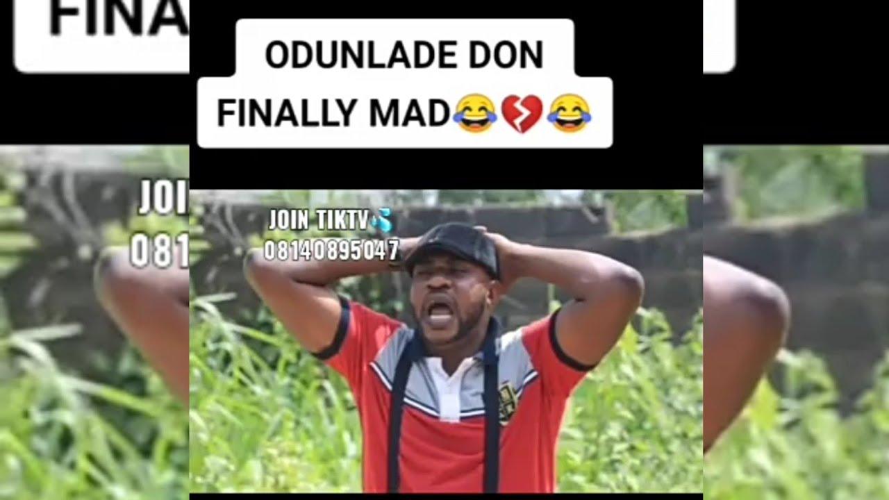 Download ODUNLADE ADEKOLA       funny moment funniest video