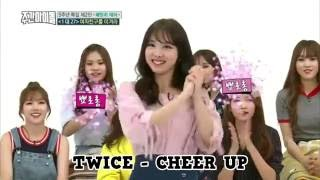 Video TWICE vs GFRIEND vs GOT7 vs BTOB - 2X Faster Version  (weekly idol) download MP3, 3GP, MP4, WEBM, AVI, FLV November 2017
