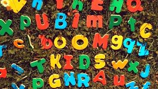 Canzoni per bambini - La canzone dell'alfabeto