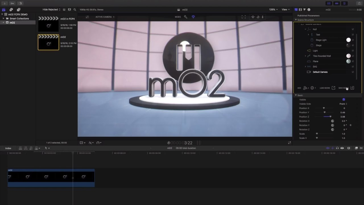 Mo2 Fcpx Plugin Overview Final Cut Pro X Amp Apple Motion