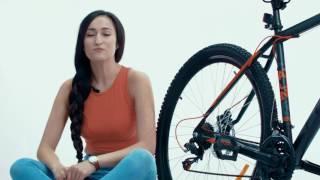 """Обзор велосипеда Найнер Atlant 29"""" Formula 2017"""
