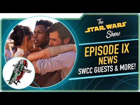 Star Wars: Episode IX Wraps, Plus New Celebration Chicago Guests Announced