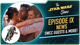 Star Wars: Episode IX Wraps, Plus New Celebration Chicago Guests Announced