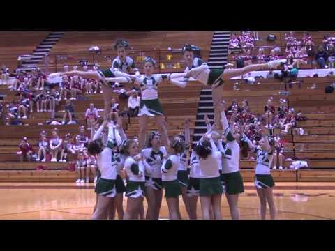 Mannington Middle School Cheer Highlight
