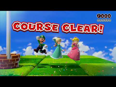 ABM: Super Mario 3D World (Star World) HD Part 1