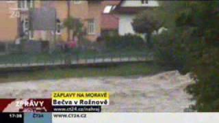 18.05.2010.Flood.Hungary.Poland.Czechia.Slovakia.Hir.TV.CT24.TVP Info..wmv