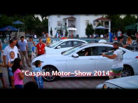Caspian Motor Show 2014 in Autograph TV