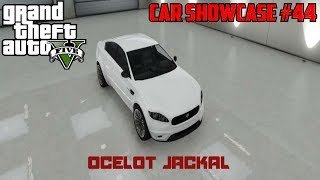 GTA V: Ocelot Jackal (Jaguar XF) | Car Showcase #44
