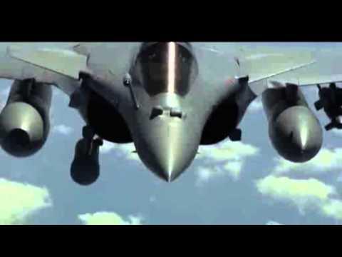 Rafale over Libya