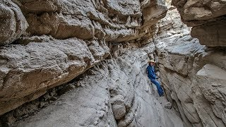 One of the more popular attractions in Anza-Borrego is a hike throu...