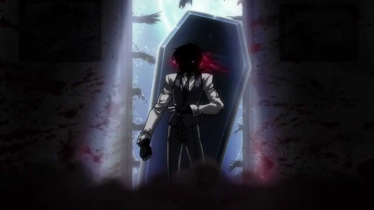 Hellsing German