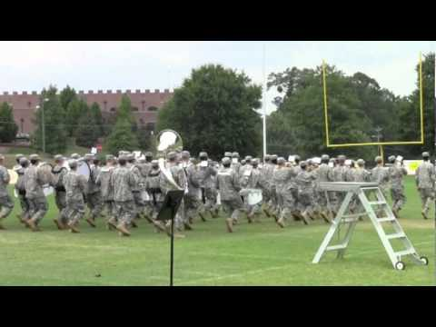 2011 Riverside Military Academy Band Camp