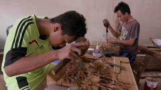 Carving a niche in the global market: The woodworkers of Jepara