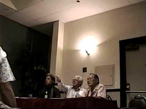 Mahalo Con Hawaii FiveO 1996: Celebrity Panel  Part One