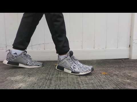DOES CREP CLEANER REALLY WORK?! | NMD xr1 cleaning