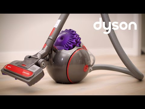 Dyson Cinetic Big Ball™ Animal 2 cylinder vacuums - Getting started