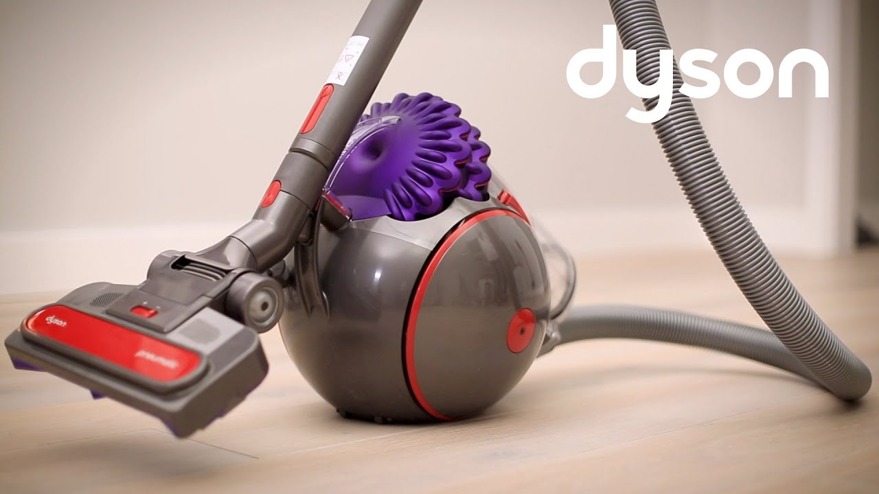 dyson cinetic big ball animal 2 cylinder vacuums getting started youtube. Black Bedroom Furniture Sets. Home Design Ideas
