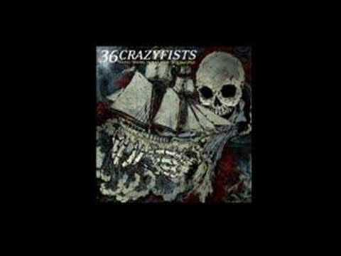 36 Crazyfists - Absent Are The Saints -...