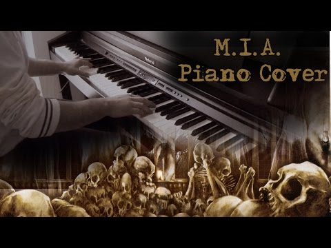 Avenged Sevenfold - M.I.A. - Piano Cover