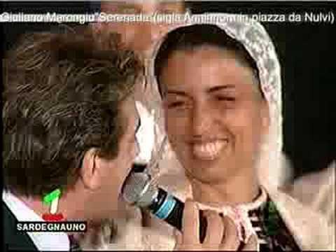 "Giuliano Marongiu ""Serenada"""