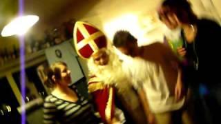 Sinterklaas met Melmac
